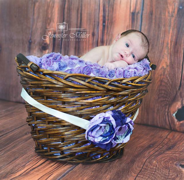 """Jenny Miller San Antonio Newborn: """"L"""" Newborn Session"""